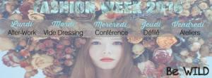 Fashion Week programme
