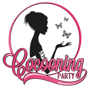 logo Cocooning Party+girl
